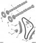 Цепь ГРМ для двигателя 2.2 Puma Пежо Боксер 3, Ситроен Джампер III Фиат Дукато 250