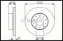 Диск тормозной передний R15 Фиат Дукато 250/244 Елабуга, Пежо Боксер 3, Ситроен Джампер III, Q11/Q15 R15