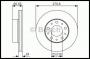 Диск тормозной передний R15 24мм Фиат Дукато 250/244 Елабуга, Пежо Боксер 3, Ситроен Джампер III, Q11/Q15 R15