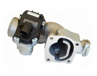 Дроссельная заслонка двигателя 2.3 Фиат Дукато 250