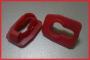 Подпорка (пистон упора) капота, ответная часть держателя, пластик Фиат Дукато Пежо Боксер Ситроен Джампер