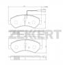 Колодки тормозные передние R16 Пежо Боксер 3 Фиат Дукато 250, Ситроен Джампер III