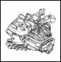Коробка переключения передач (МКПП) 6ст Пежо Боксер 3 Ситроен Джампер III