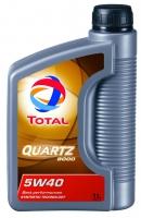 Моторное масло TOTAL QUARTZ 9000 5W40 (1L) синтетическое