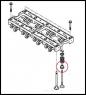 Колпачок маслосъёмный (сальник клапана) двигателя 2.2 Puma Фиат Дукато 250 Пежо Боксер 3 Ситроен Джампер III