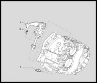 Механизм управления выбором передач (кулиса) КПП M38 трёхвальная Фиат Дукато 244 Елабуга