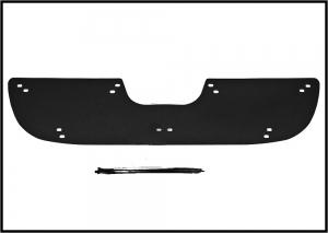 Накладка (заглушка) зимняя на решётку радиатора Пежо Боксер 3