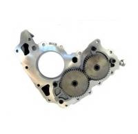 Насос масляный (вакуумный) двигателя 2.3 Фиат Дукато