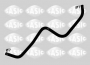Патрубок (бачок расширительный - радиатор) Фиат Дукато 244 Елабуга