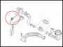 Патрубок вентиляции картерных газов с подогревателем Фиат Дукато Елабуга дв.2.3