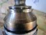 Привод в сборе передний левый 1608505480 (3272 PG) Боксер 3 Дукато Джампер 06- оригинал