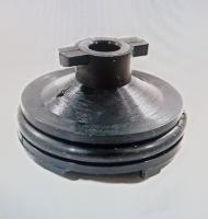 Пробка слива масла картера поддона двигателя сливная кольцо уплотнительное резиновое Пежо Эксперт