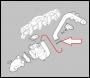 Прокладка турбины (кольцо) Фиат Дукато 2.3 Eлабуга /244/250
