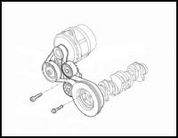 Ремень генератора приводной Фиат Дукато 2.3 250 (244 -AC)