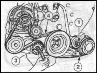 Ремень генератора приводной (+AC) Фиат Дукато 2.3 Елабуга