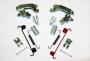 Ремкомплект (полный) колодок ручника Пежо Боксер 3 Ситроен Джампер III Фиат Дукато 250