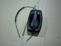 Ручка сдвижной двери наружняя Пежо Боксер 3 Фиат Дукато 250 Ситроен Джампер III