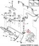 Сальник форсунки топливной Евро 4 100/120 Пежо Боксер 3 Ситроен Джампер III
