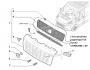 Сетка решётки радиатора Фиат Дукато 250
