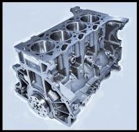 Блок цилиндров ДВС (шорт-блок) 2.2Puma Пежо Боксер 3 Ситроен Джампер III