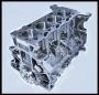 Блок цилиндров ДВС (шорт-блок) 2.2 Puma Пежо Боксер 3 Ситроен Джампер III