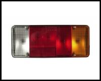 Стекло фонаря заднего правого (прямоуг) шасси Фиат Дукато 250 Пежо Боксер 3 Ситроен Джампер III