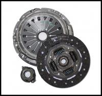 Сцепление (комплект) кпп 2 вала Фиат Дукато 244 Елабуга (диск корзина выжимной)