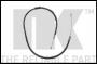 Трос ручника задний Maxi 150см Фиат Дукато 250/Пежо Боксер 3/Ситроен Джампер III.