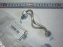 Трубка (I) топливной форсунки двигателя 2.2 Евро 5 Пежо Боксер 3 Ситроен Джампер III