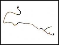 Трубка топливная обратка (тнвд-бак) M38 Фиат Дукато 2.3 244 Елабуга