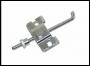 Тяга металлическая регулировки тросов ручника Фиат Дукато 250 Пежо Боксер 3 Ситроен Джампер III