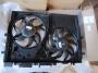Вентилятор (Диффузор) радиатора Пежо Боксер 3 Ситроен Джампер III Фиат Дукато 250