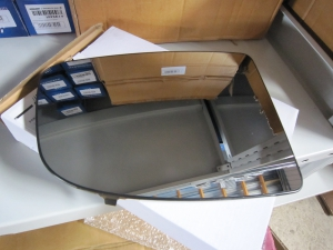 Зеркальный элемент верхний L (с подогревом) Пежо Боксер 3 Фиат Дукато 250 Ситроен Джампер III
