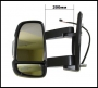 Зеркало левое (длинное) Фиат Дукато 250, Пежо Боксер 3, Ситроен Джампер III