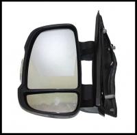Зеркало левое Пежо Боксер 3 Фиат Дукато 250 Ситроен Джампер 06- электр. с подогревом